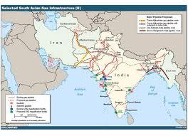 Il posizionamento energetico dell'India