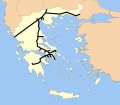 Il sistema infrastrutturale energetico della Grecia