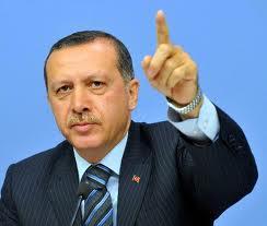 Il Premier turco, Tayyip Erdogan